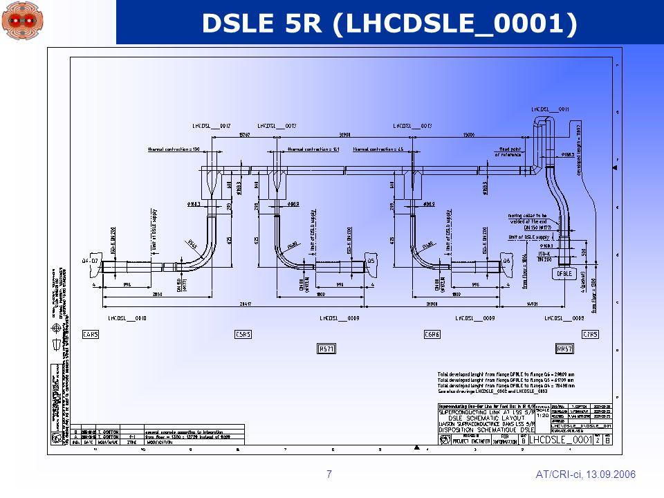 AT/CRI-ci, 13.09.20067 DSLE 5R (LHCDSLE_0001)