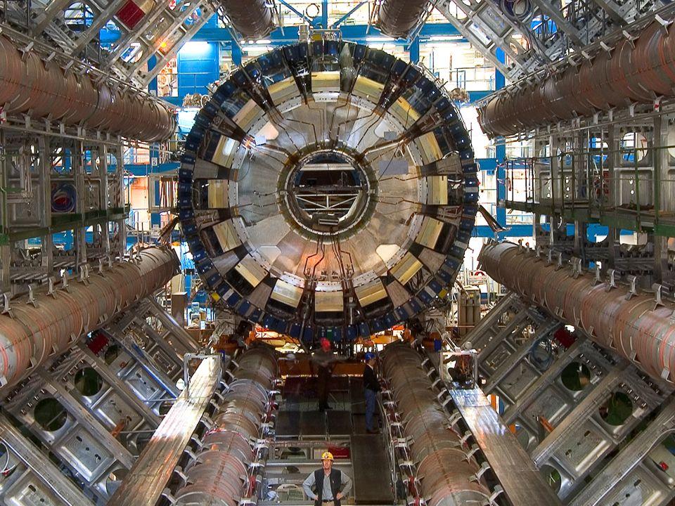 5 La Grille de calcul du LHC – Novembre 2008 7000 tonnes, 150 million de capteurs générant des données 40 millions de fois par seconde soit 1 petaoctet/s L experience ATLAS