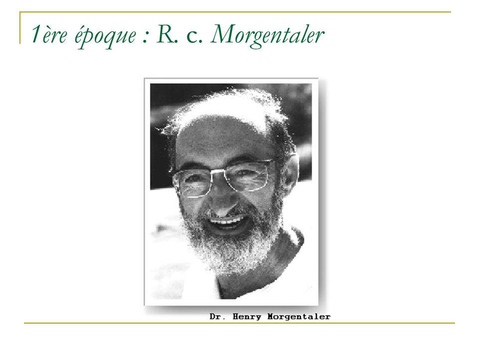 1ère époque : R. c. Morgentaler