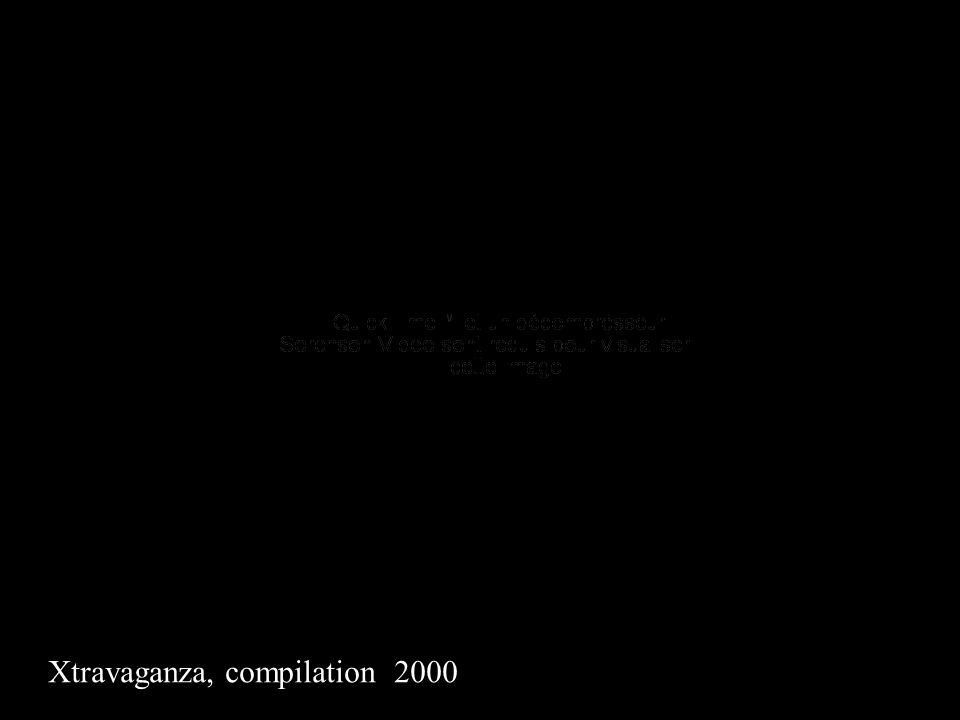 Xtravaganza, compilation 2000