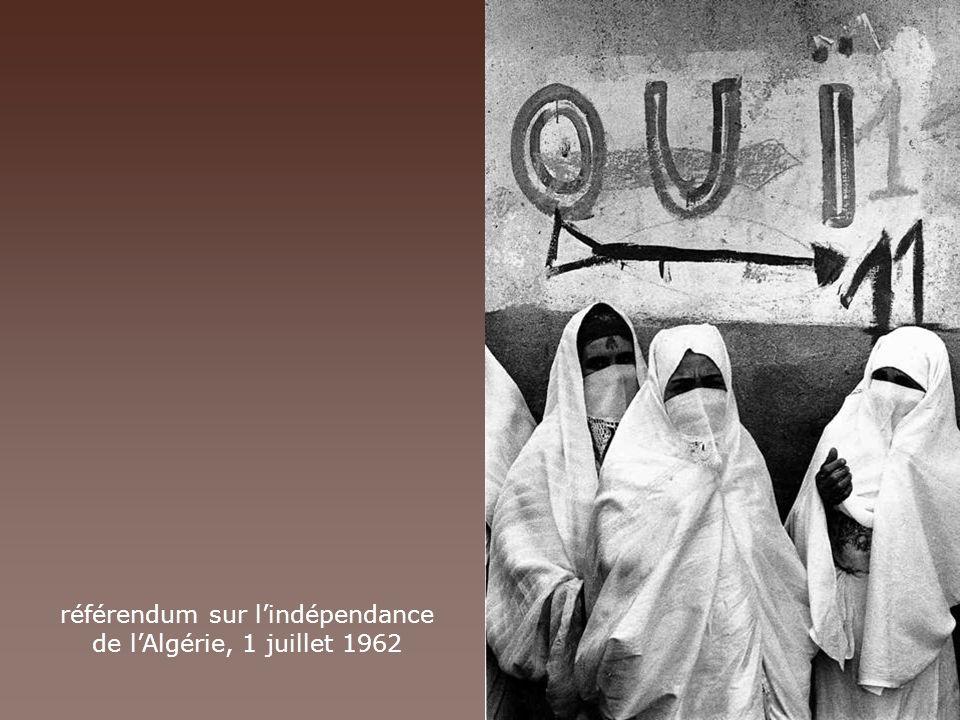 référendum sur lindépendance de lAlgérie, 1 juillet 1962
