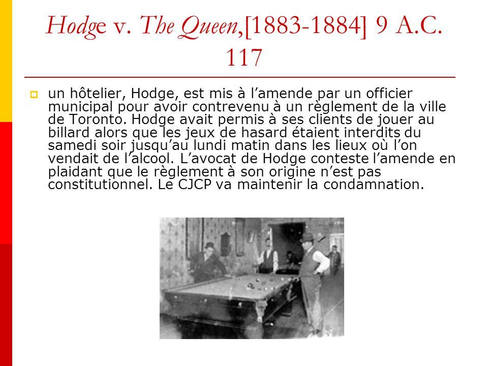 La mise en œuvre du fédéralisme canadien la suite Rachel Chagnon UQAM