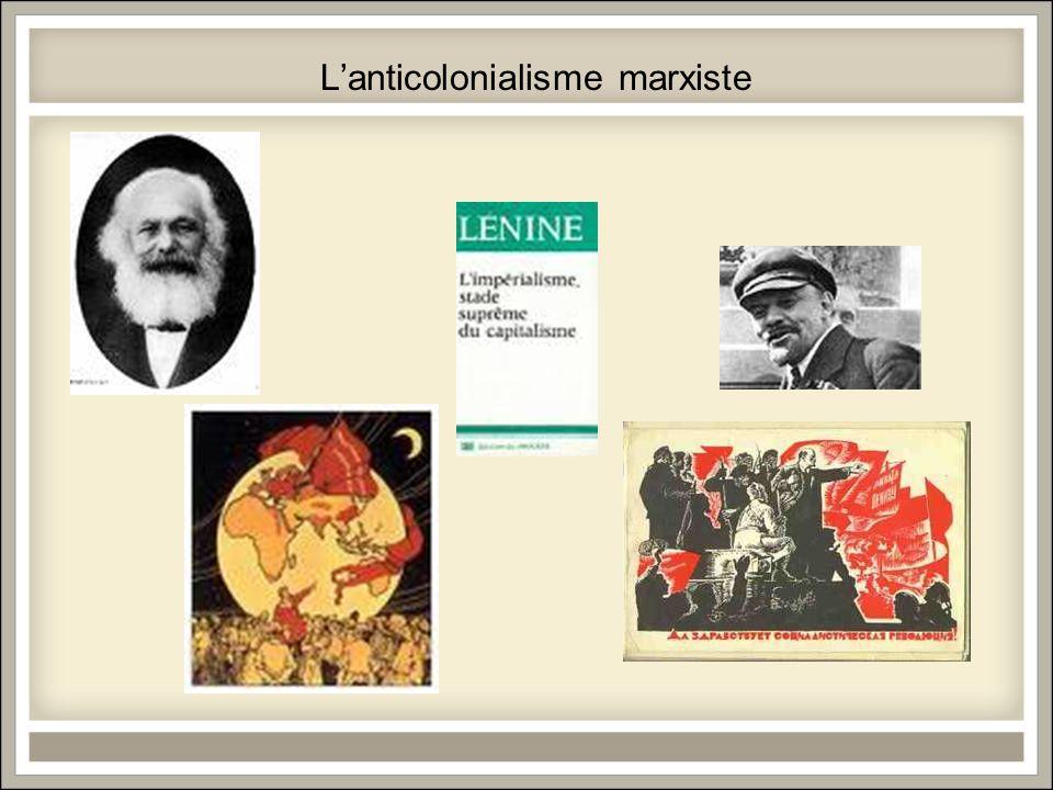 Lanticolonialisme marxiste
