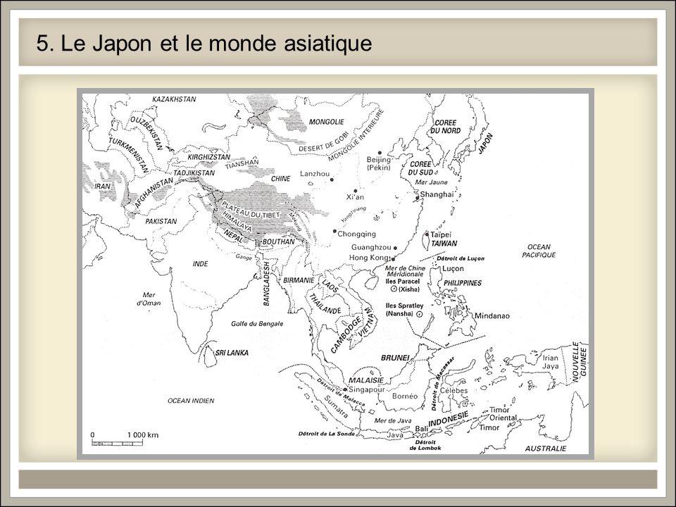 5. Le Japon et le monde asiatique