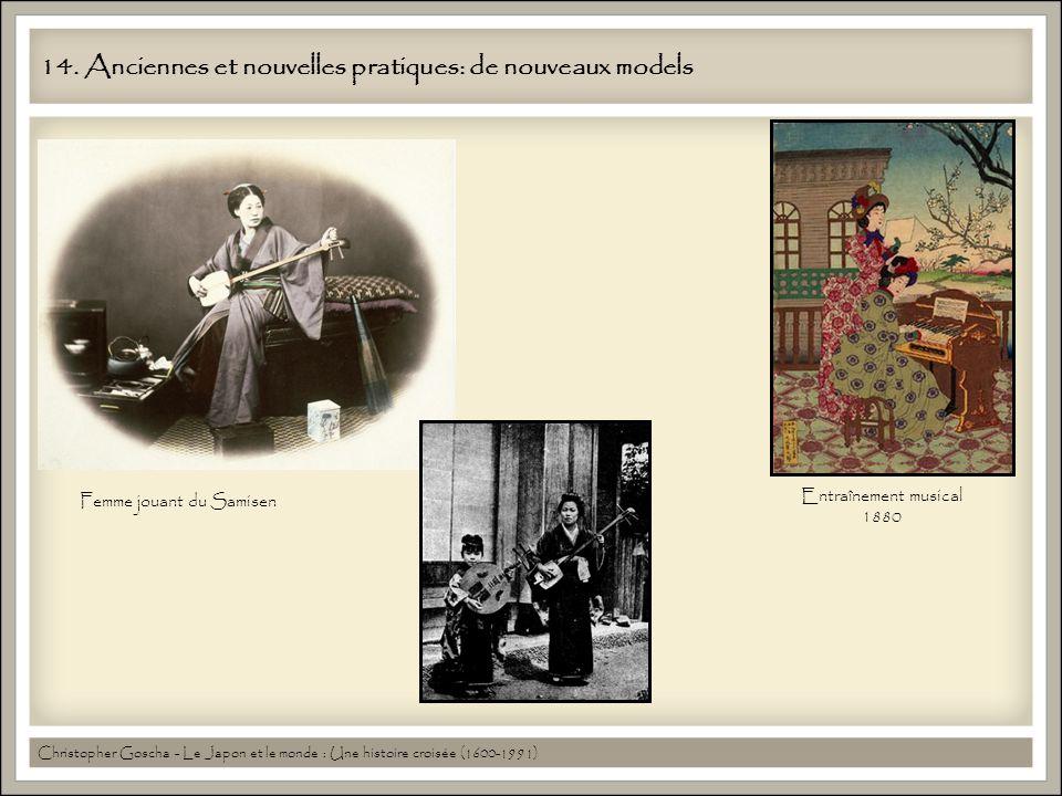 14. Anciennes et nouvelles pratiques: de nouveaux models Christopher Goscha - Le Japon et le monde : Une histoire croisée (1600-1991) Entraînement mus