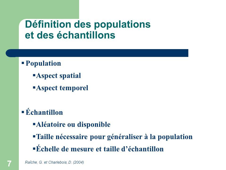 Raîche, G. et Charlebois, D.
