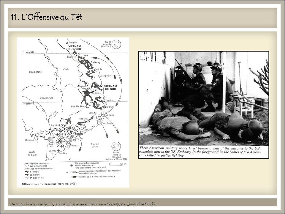11.LOffensive du Têt De lIndochine au Vietnam.