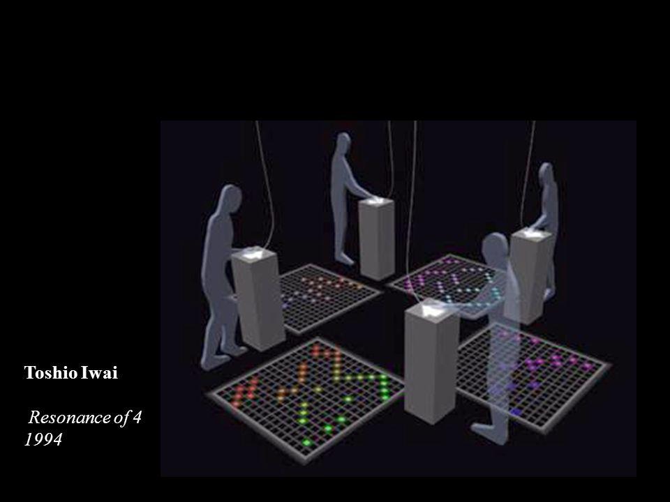 Jane Franklin choregraphe Gail Scott White design Blink of an Eye 2001