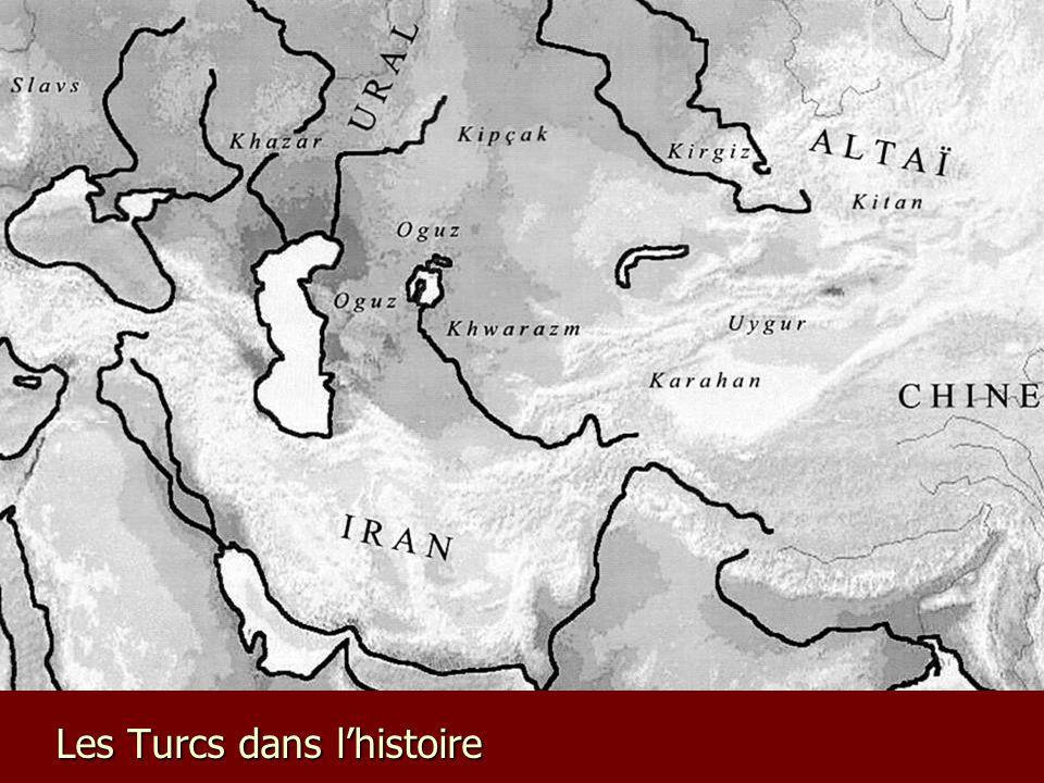 Les Turcs dans lhistoire