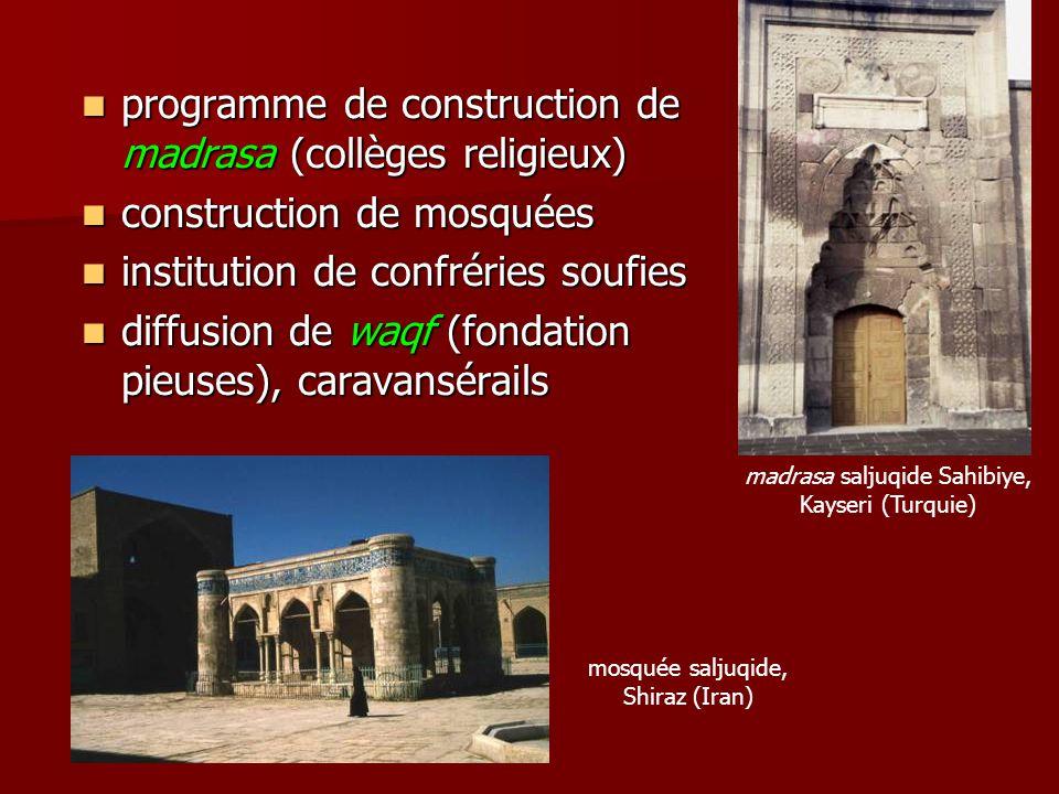 programme de construction de madrasa (collèges religieux) programme de construction de madrasa (collèges religieux) construction de mosquées construct