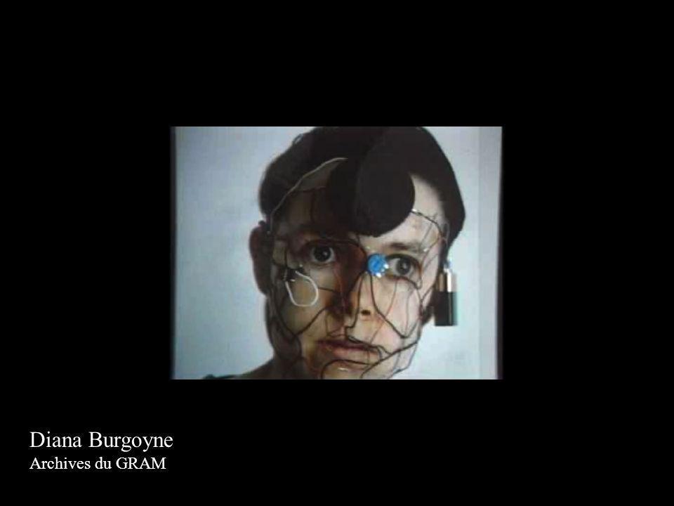 Diana Burgoyne Archives du GRAM