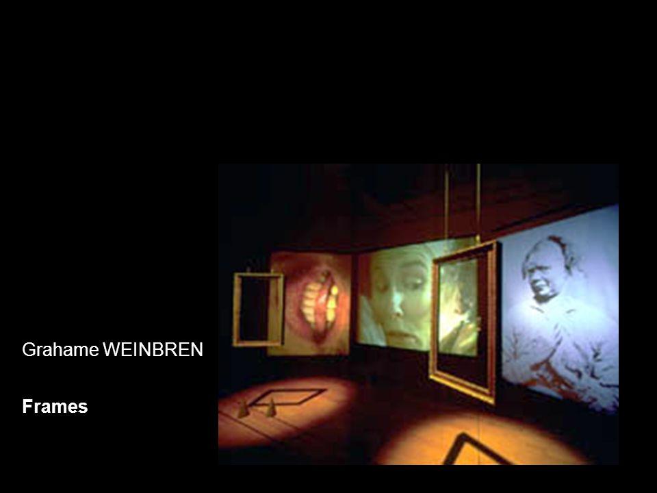 Grahame WEINBREN Frames