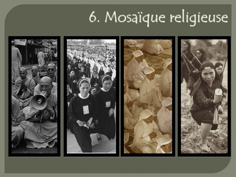 6. Mosaïque religieuse