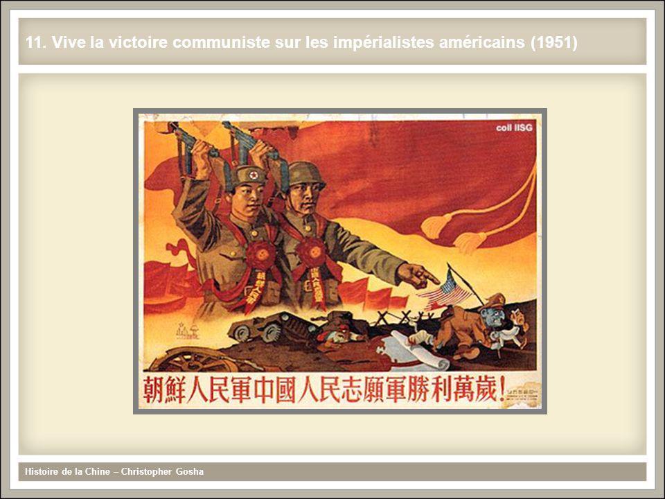 Histoire de la Chine – Christopher Gosha 11.