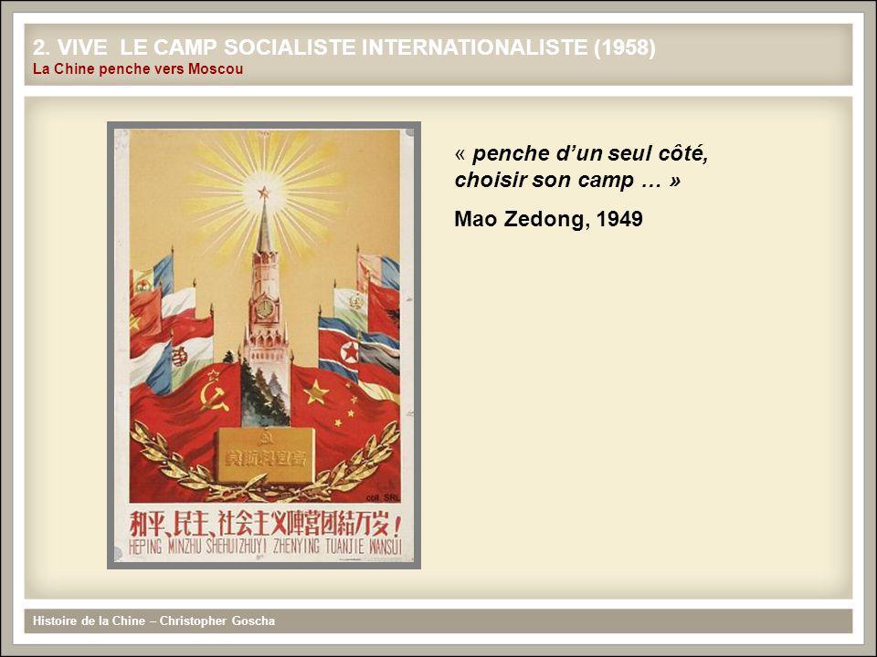 Histoire de la Chine – Christopher Gosha 3. Staline et Mao, 1950