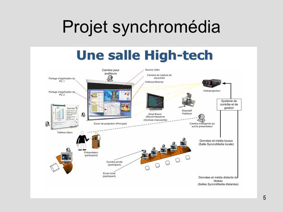 5 Projet synchromédia