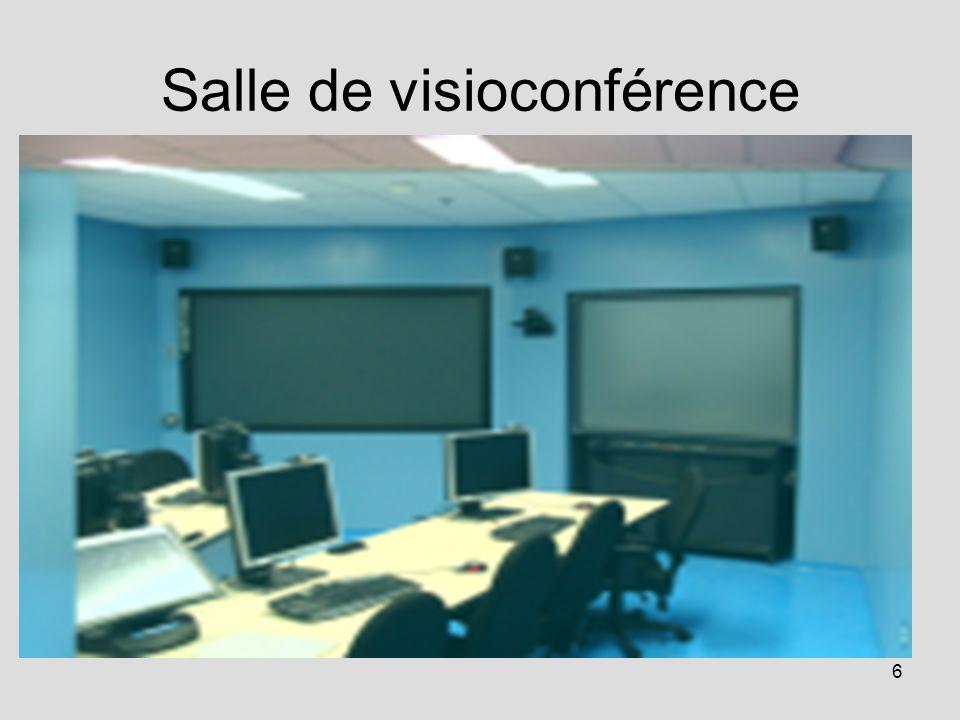 6 Salle de visioconférence