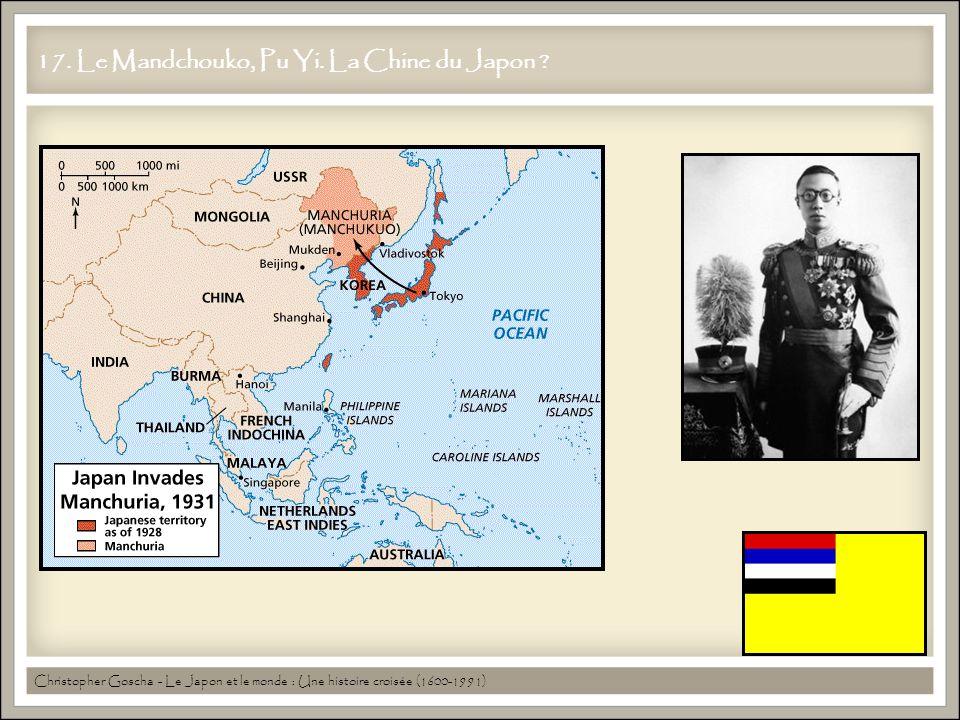 Christopher Goscha - Le Japon et le monde : Une histoire croisée (1600-1991) 17.