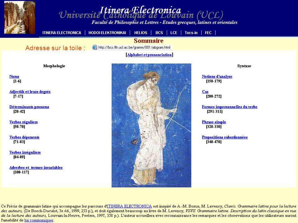 PROJET HELIOS – S. Van Esch - LYON 2006 PROJET HELIOS http://helios.fltr.ucl.ac.be HELIOS LYON 2005 A) Historique du projet 1) TICE et Langues Ancienn