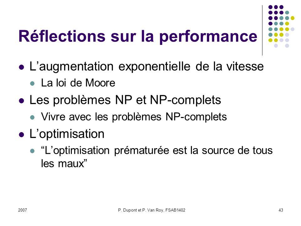 2007P.Dupont et P.
