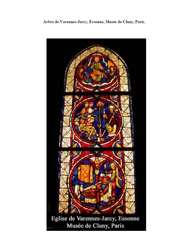 Arbre de Varennes-Jarcy, Essonne, Musée de Cluny, Paris.