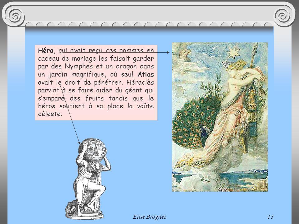 Elise Brognez12 Les pommes dor du jardin des Hespérides