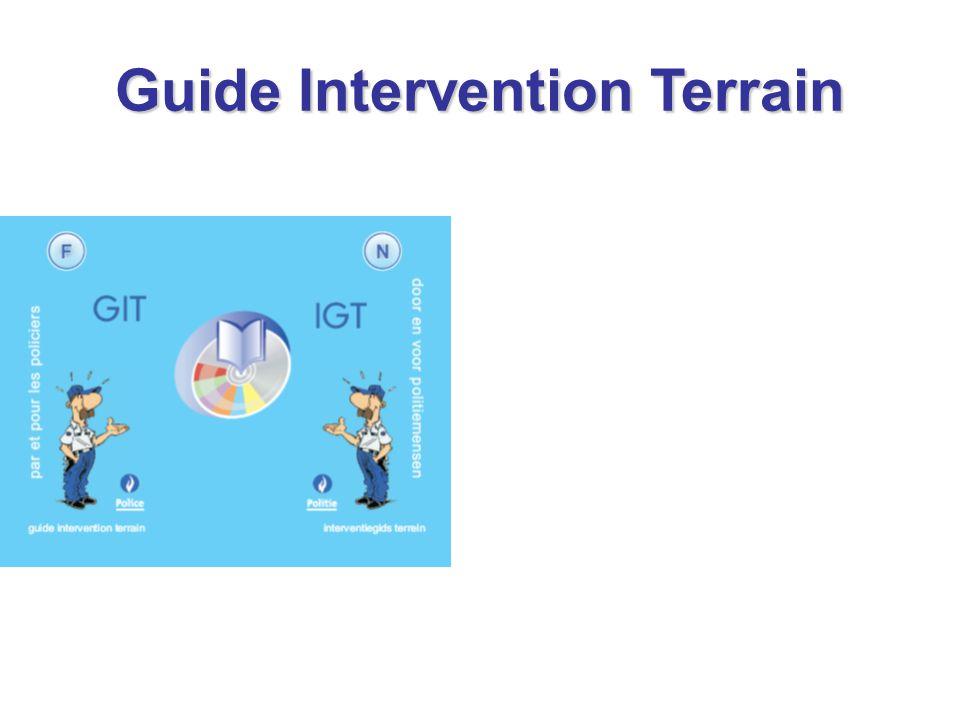 Guide Intervention Terrain