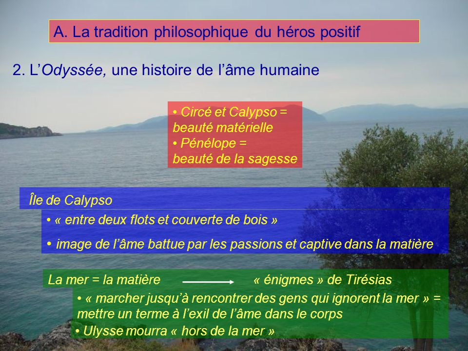 A.La tradition philosophique du héros positif 2.