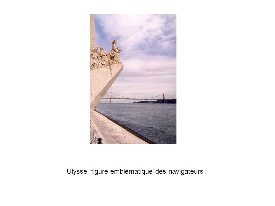 Ulysse, figure emblématique des navigateurs