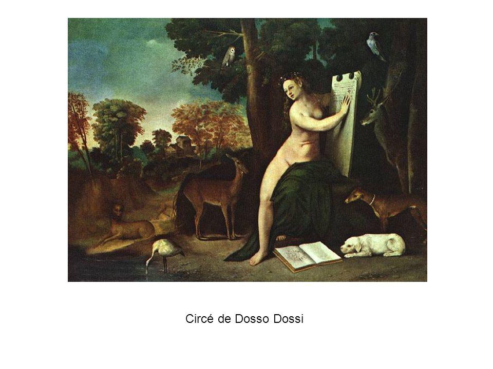 Circé de Dosso Dossi