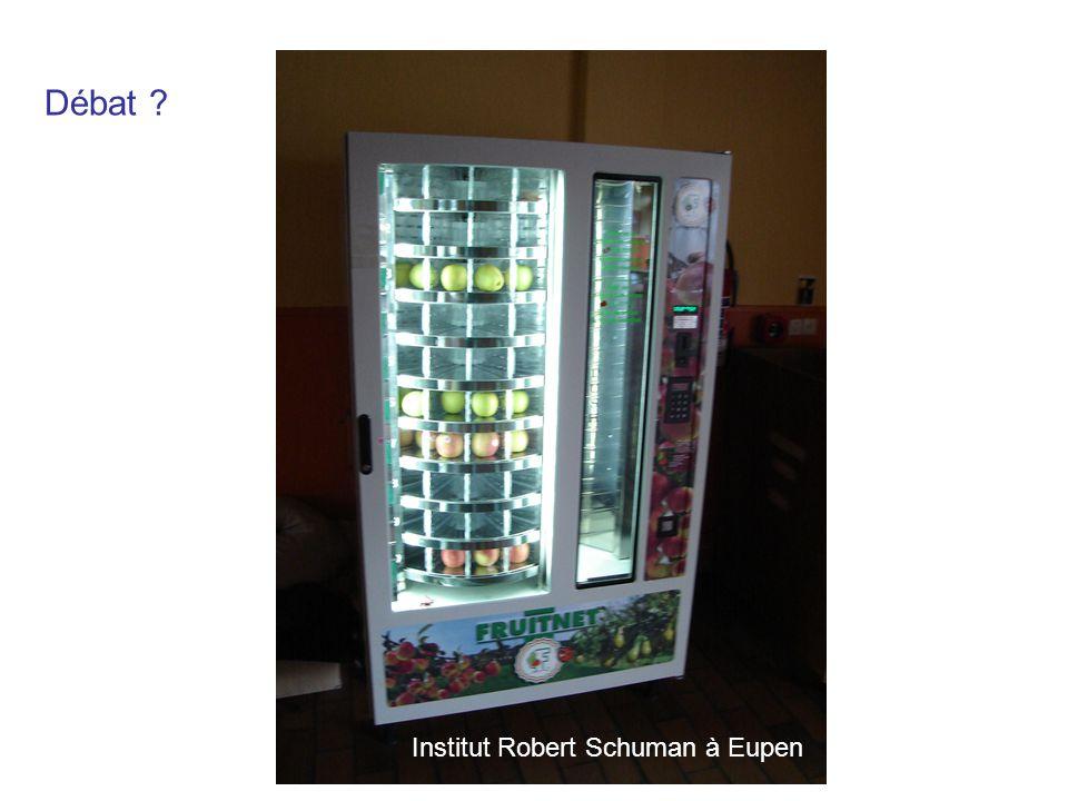 Institut Robert Schuman à Eupen Débat ?
