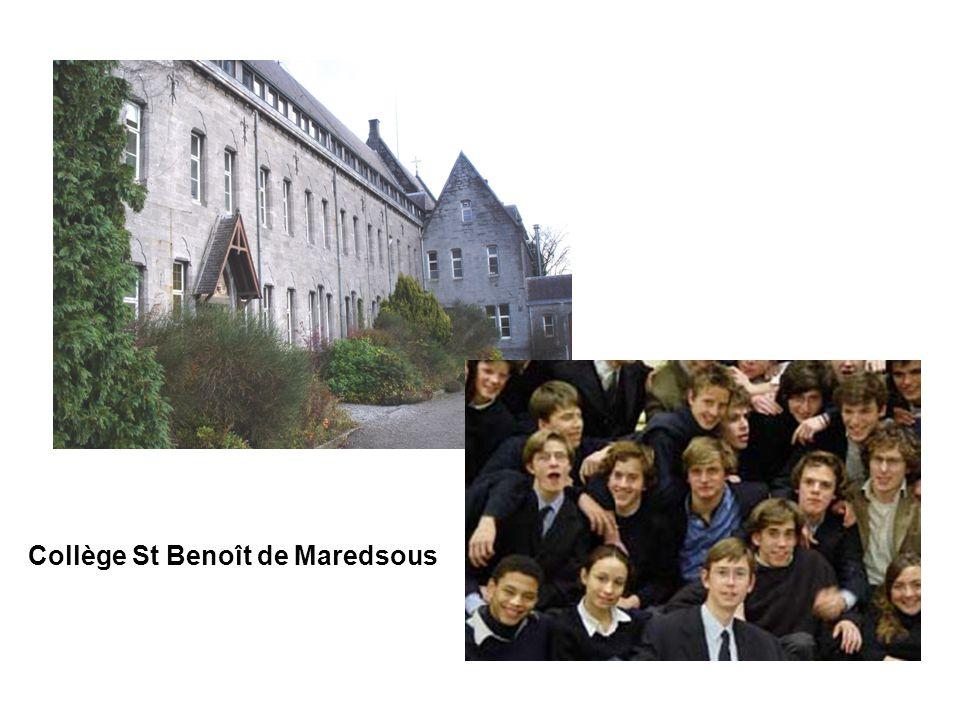 Collège St Benoît de Maredsous
