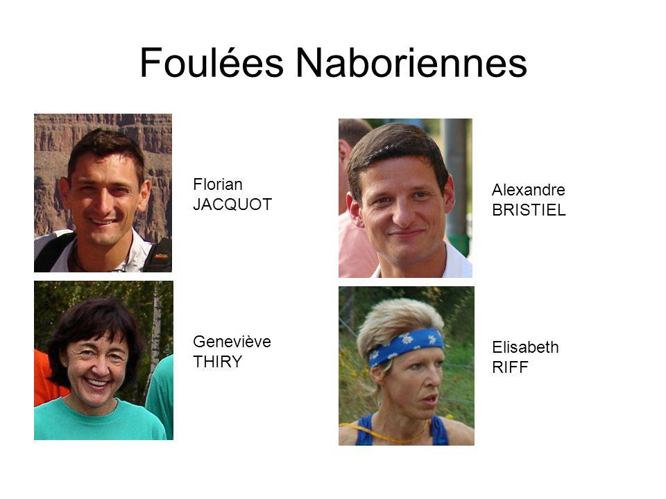 Foulées Naboriennes Jean-Marie BECK