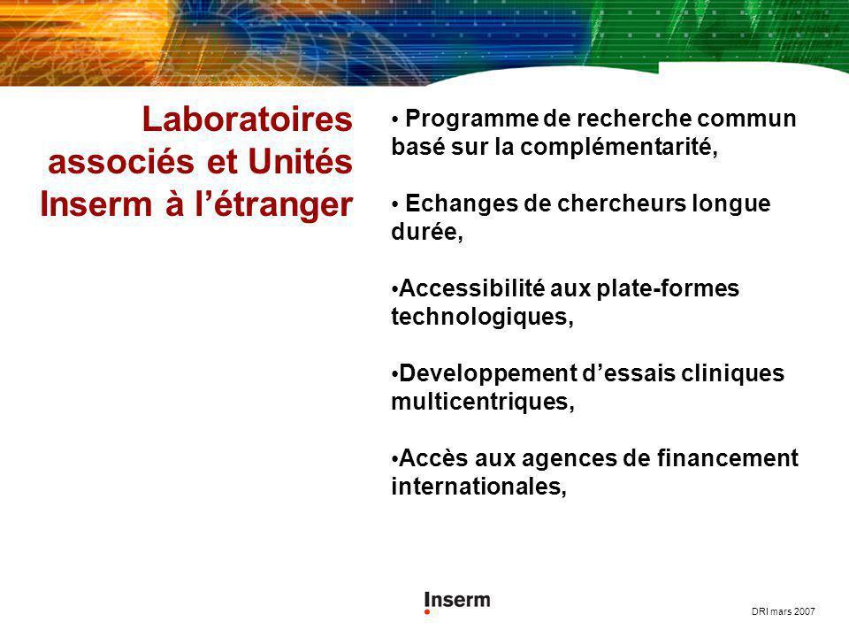 Programme de recherche commun basé sur la complémentarité, Echanges de chercheurs longue durée, Accessibilité aux plate-formes technologiques, Develop