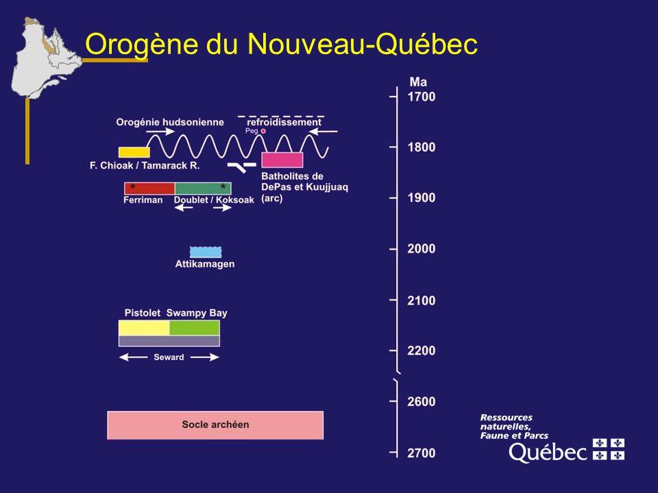 Orogène du Nouveau-Québec