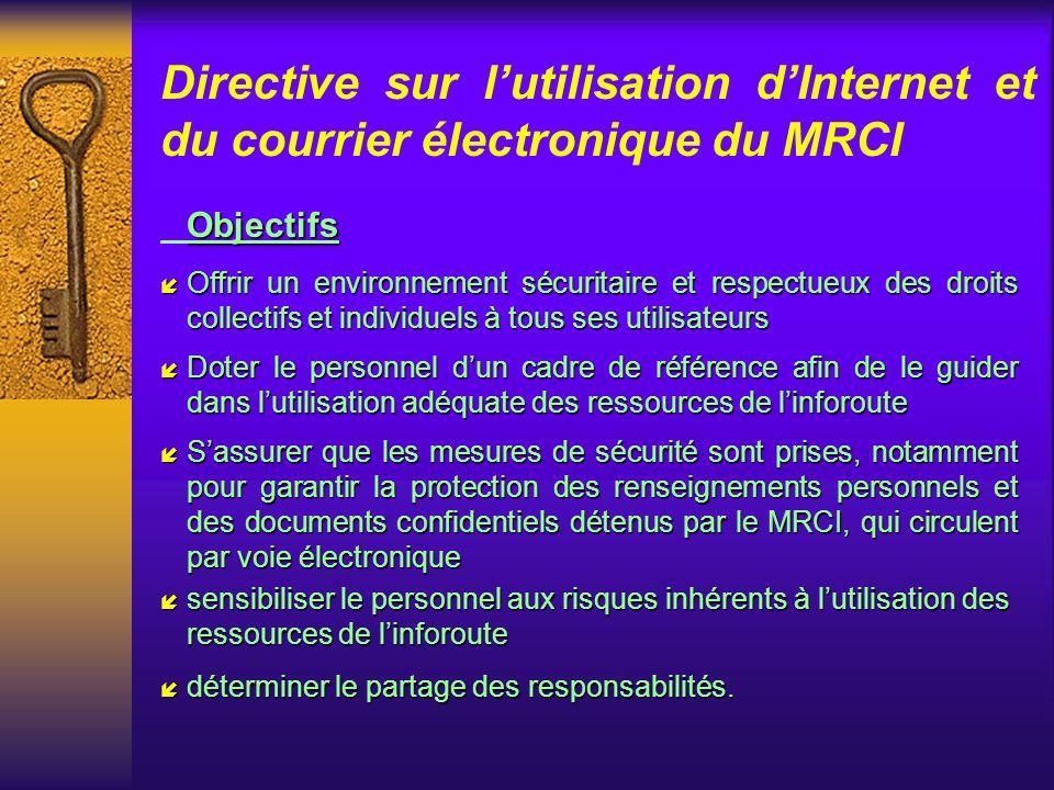 Cycle de vie de la PRP 9. Diffusion 8. Inventaire des fichiers de RP 5. Communication à des tiers 6. Détention/ Conservation 7. Archivage/ Destruction