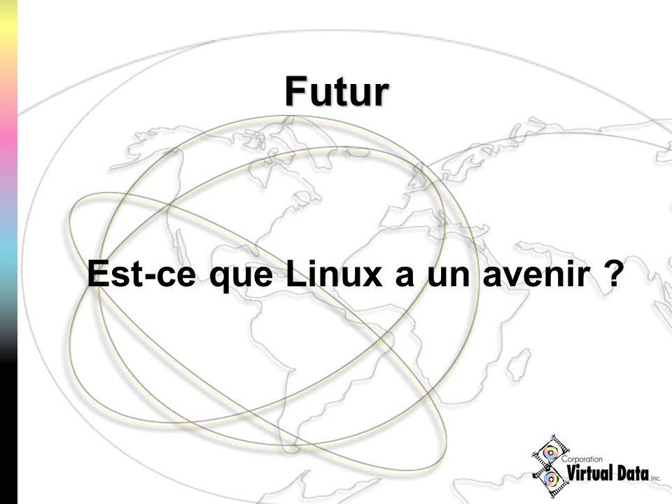 Futur Est-ce que Linux a un avenir