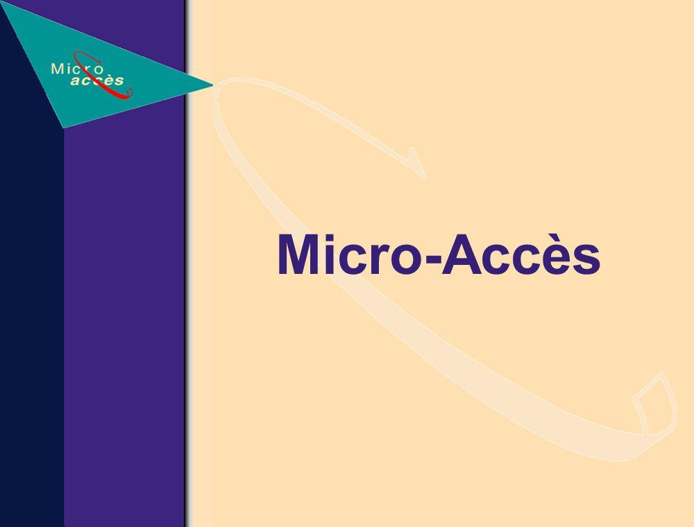 Micro-Accès