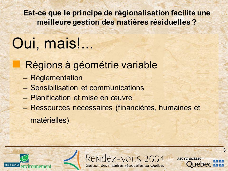 4 De quels outils ou pouvoirs les municipalités doivent-elles disposer pour exercer de façon optimale leurs responsabilités .