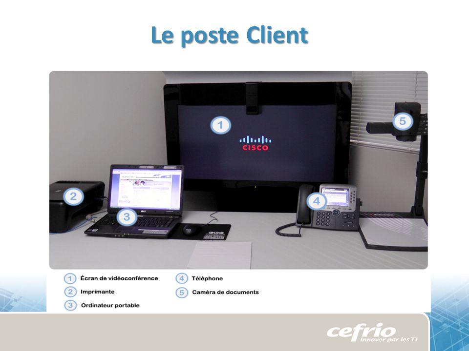 Le poste Client