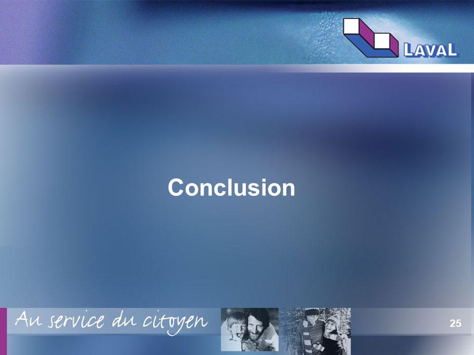 25 Conclusion