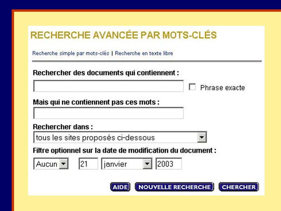 Nouveautés - suite Requêtes : rapport environnemental : 52536 documents +rapport +environnemental : 5830 documents Rapport environnemental : 5 documents