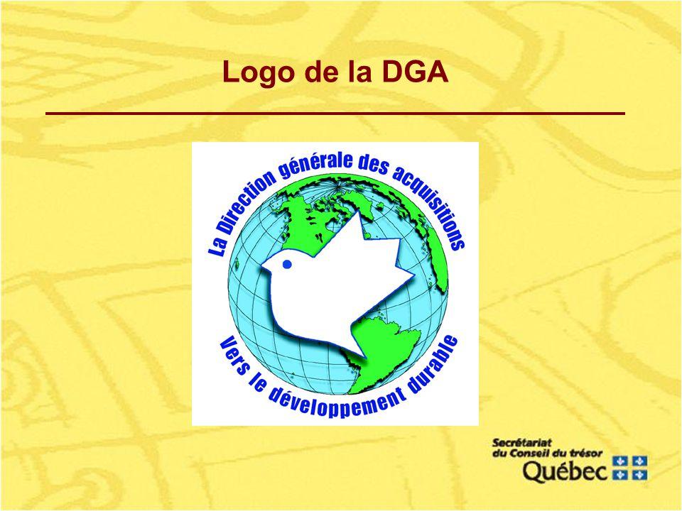 Logo de la DGA
