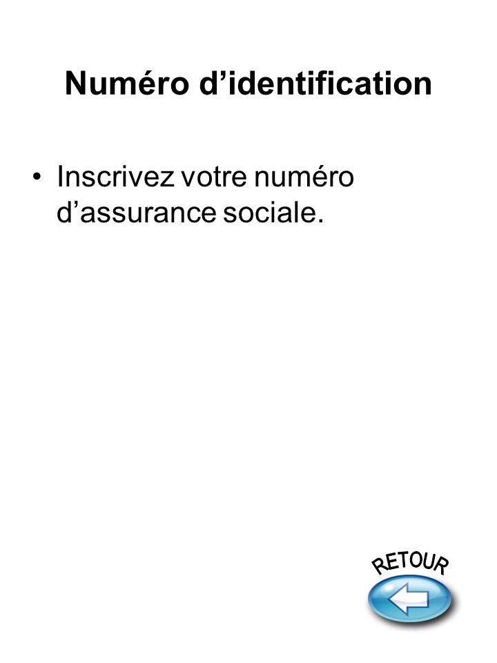 Champ n o 2 b) – Assurance vie additionnelle de la personne adhérente Votre adhésion à lassurance vie de base est requise pour obtenir cette garantie.