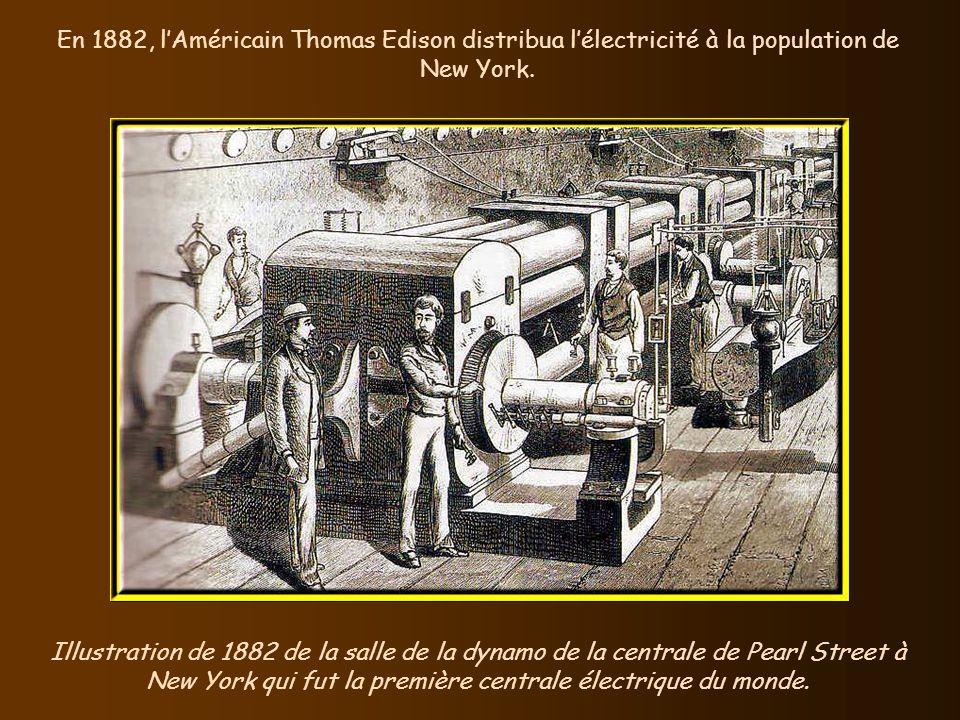 En 1882, les Britanniques Benjamin Baker et John Fowler accomplirent une prouesse en matière dingénierie structurelle. Long de plus de 1000m, le Forth