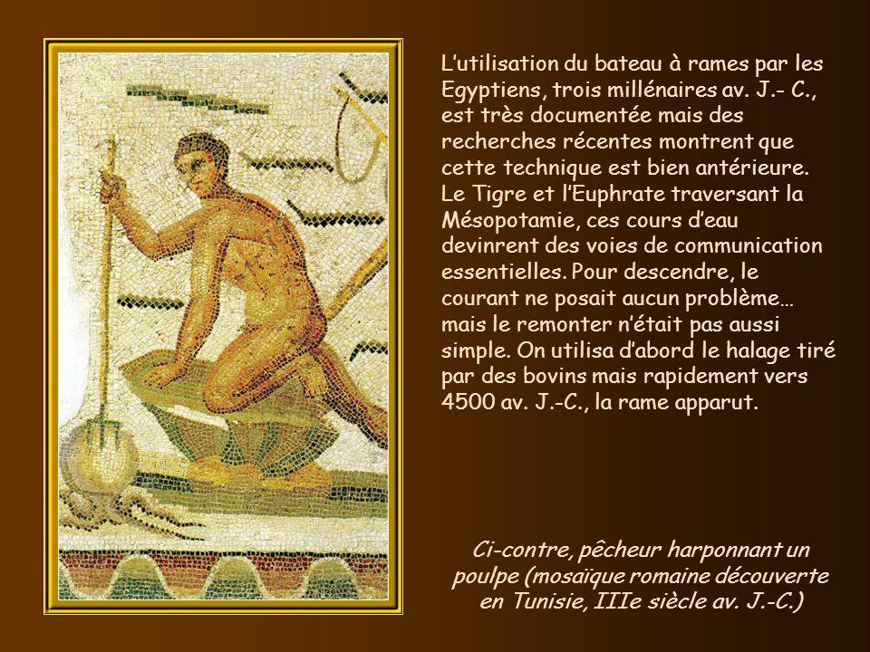 Ce deuxième diaporama vous fera connaître lorigine de certaines inventions qui ont eu lieu entre 4 500 et 2 500 av. J.- C. Il est surprenant de voir c
