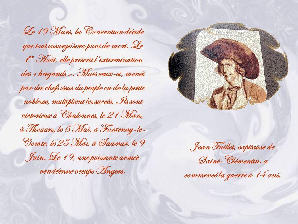 Pierrot Geai de la Roche Boismé.