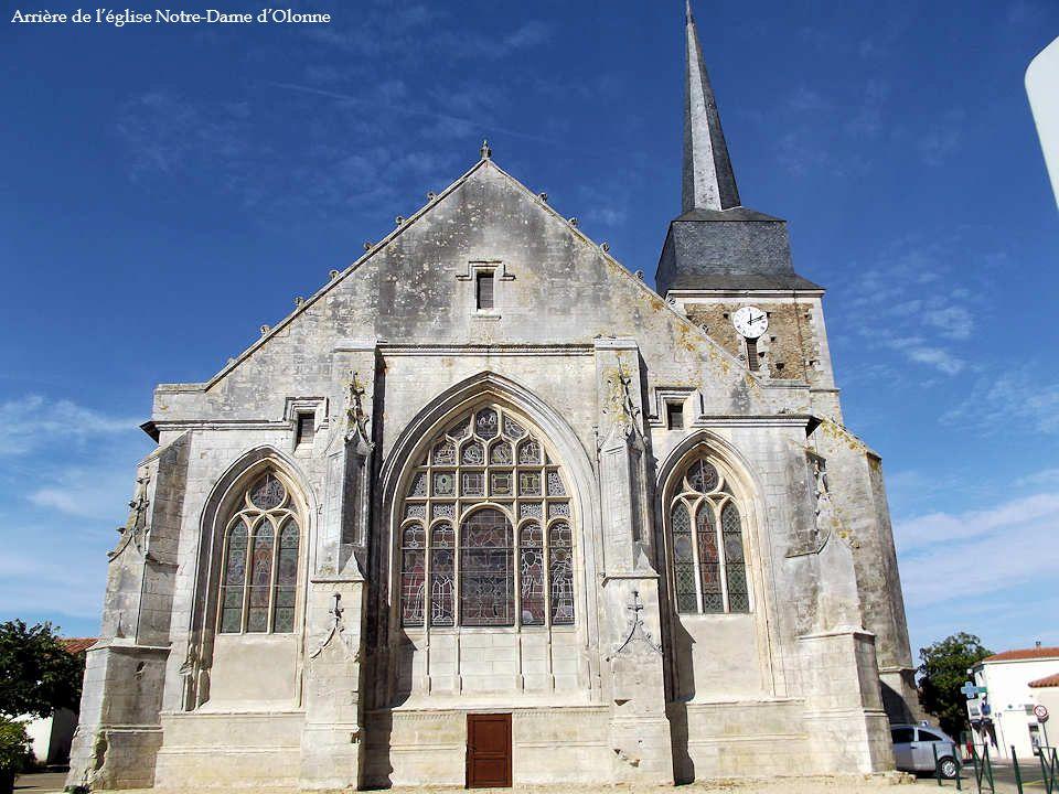 Eglise Notre-Dame dOlonne
