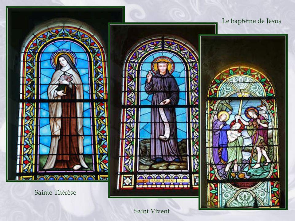 Sainte Jeanne dArc Saint Michel La Vierge