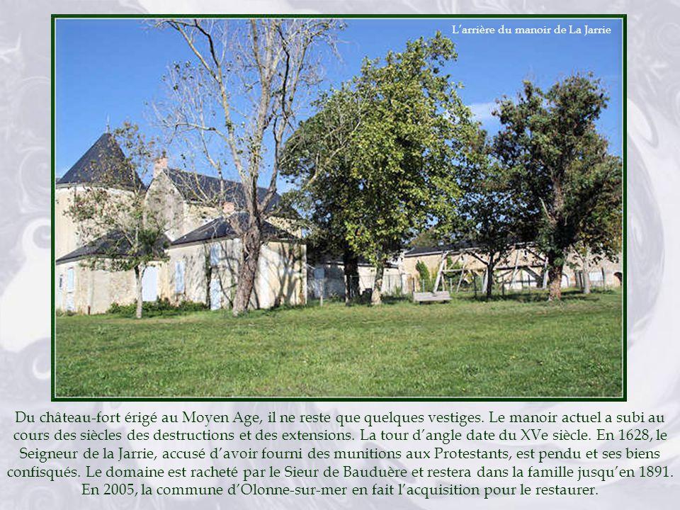 Les menhirs jumeaux de Pierre-Levée Des vestiges préhistoriques subsistent près du château de Pierre-Levée doù le nom de ce dernier.